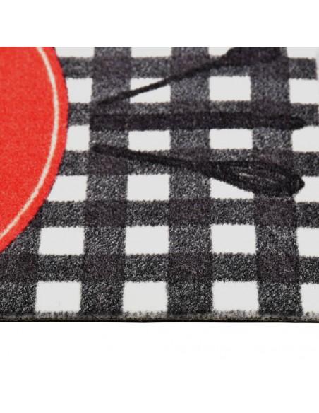 Čiužinio užvalkalas, 100x200 cm, gelio putos, 7 cm   Čiužinių kilimėliai   duodu.lt