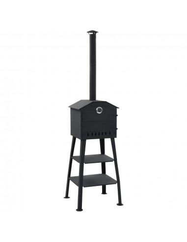Lauko picos krosnis, anglies su 2 ugniai atspariais akmenimis | Picos Gaminimo Įranga ir Orkaitės | duodu.lt