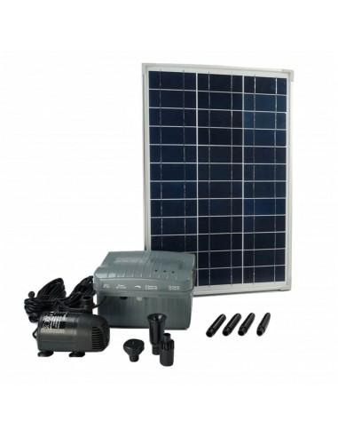 Ubbink SolarMax 1000 komplektas su saulės moduliu, siurbliu ir akum. | Fontanų ir Tvenkinių Aksesuarai | duodu.lt