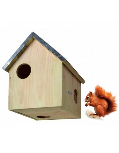 Esschert Design Namelis voverėms WA10 | Smulkių Gyvūnų Laikymo Talpos ir Narvai | duodu.lt