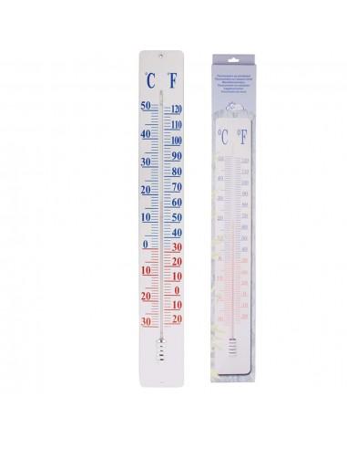 Esschert Design Termometras, Tvirtinamas prie Sienos, 90 cm, TH9   Meteorologijos prietaisai   duodu.lt