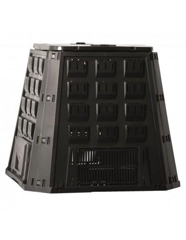 Nature Komposto dėžė, juoda, 400 l, 6071480   Komposteriai   duodu.lt