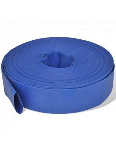 "50 m 2\\"" PVC Plokščia Vandens Žarna | Santechninės Žarnos ir Drenažas | duodu.lt"
