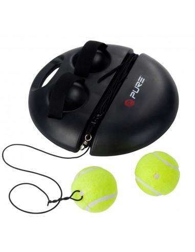 Pure2Improve Teniso treniruoklis, juodas, P2I100180 | Tenisas | duodu.lt