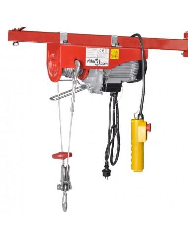 Elektrinis keltuvas 1300 W 400/800 kg | Suktuvai | duodu.lt