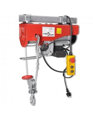 Elektrinis keltuvas 1300 W 500/999 kg | Suktuvai | duodu.lt