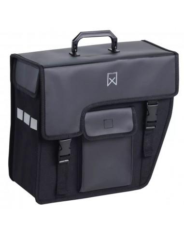 Willex Dviračio krepšys, juodas, 17 l | Dviračių krepšiai ir pintinės | duodu.lt