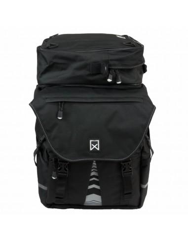 Willex Dviračio krepšiai XL 1200, juodas, 65l   Dviračių krepšiai ir pintinės   duodu.lt