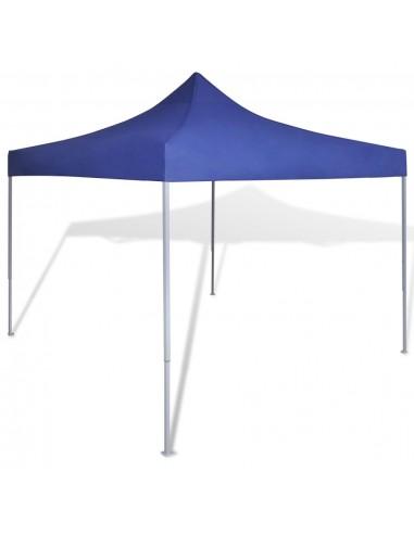 Sulankstomas paviljonas, mėlynas, 3 x 3 m | Tentai ir Pavėsinės | duodu.lt