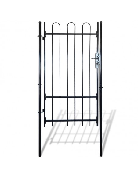 Dvigubi tvoros vartai su iečių viršugal. 300 x 225 cm | Vartai | duodu.lt