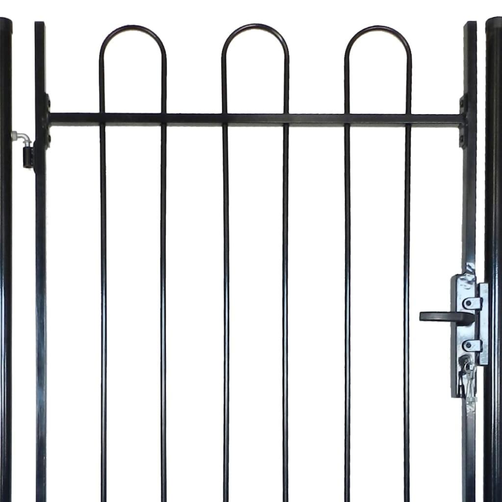 Dvigubi tvoros vartai su iečių viršugal. 300 x 248 cm | Vartai | duodu.lt