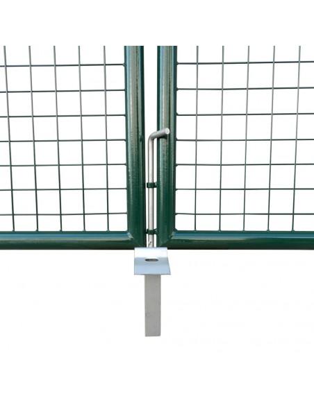 Reguliuojamos Apsauginės Langų Grotos su 2 Skersiniais 500-650 mm | Langai | duodu.lt