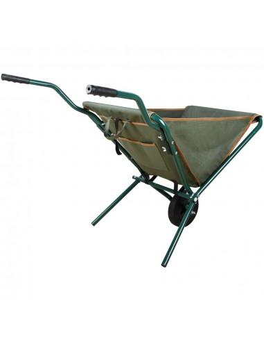 Esschert Design Sulankstomas karutis, žalios spalvos, GT138 | Vienračiai | duodu.lt