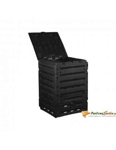 Nature Komposto dėžė, juoda, 300L   Komposteriai   duodu.lt