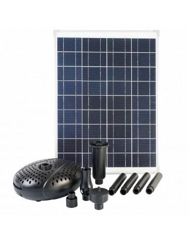 Ubbink SolarMax 2500 komplektas su saulės moduliu ir siurbliu   Fontanų ir Tvenkinių Aksesuarai   duodu.lt