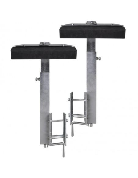 Stačiakampis ABS Dušo Padėklas, Juodas 80 x 110 cm | Dušo padėklai | duodu.lt