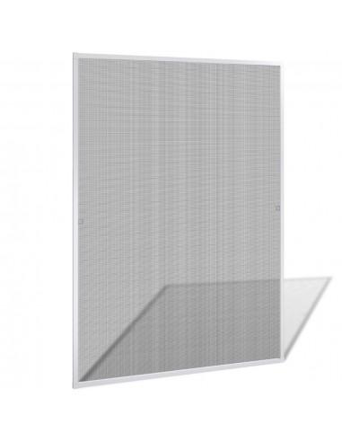Apsauginis Tinklelis nuo Vabzdžių su Rėmu, 130 x 150 cm, Baltas | Langų Tinkleliai | duodu.lt
