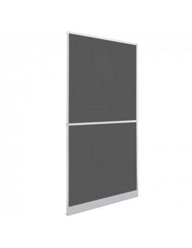 Baltas Tinklelis nuo Vabzdžių Durims, su Vyriais 100 x 215 cm   Namų Durys   duodu.lt