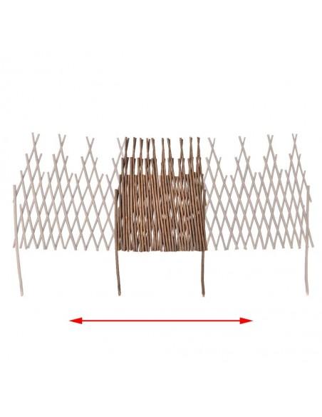 Cinkuotos Vielos Tinklas Tvorai su Kuoliukais ir Stulpais 25 x 1,5 m | Tvoros Segmentai | duodu.lt