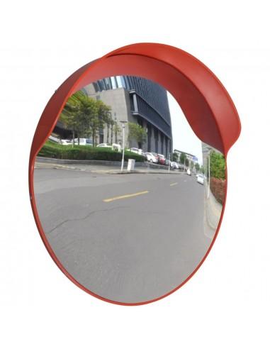 Sferinis Kelio Veidrodis 60 cm, PC Plastikas, Lauko, Oranžinis | Kelio ženklai | duodu.lt