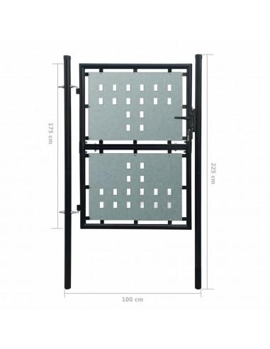 Atverčiamas – Pasukamas PVC Langas su Rankena Dešinėje, 800 x 700 mm | Langai | duodu.lt