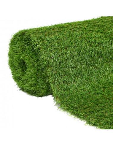 Dirbtinė žolė, 1x15 m/40 mm, žalia | Dirbtiniai Augalai | duodu.lt