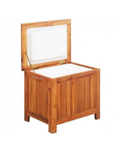 Dėžė ledukams, 63x44x50cm, akacijos medienos masyvas | Daiktadėžės namams | duodu.lt