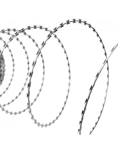 BTO-22 Pjaunanti viela Concertina, cinkuotas plienas, 150 m | Grandinės, Vielos ir Virvės | duodu.lt