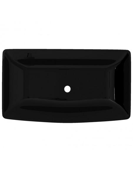 Įleidžiama virtuvės plautuvė, vieno dubens, granitas, juoda | Virtuvės ir Ūkinės Paskirties Plautuvės | duodu.lt