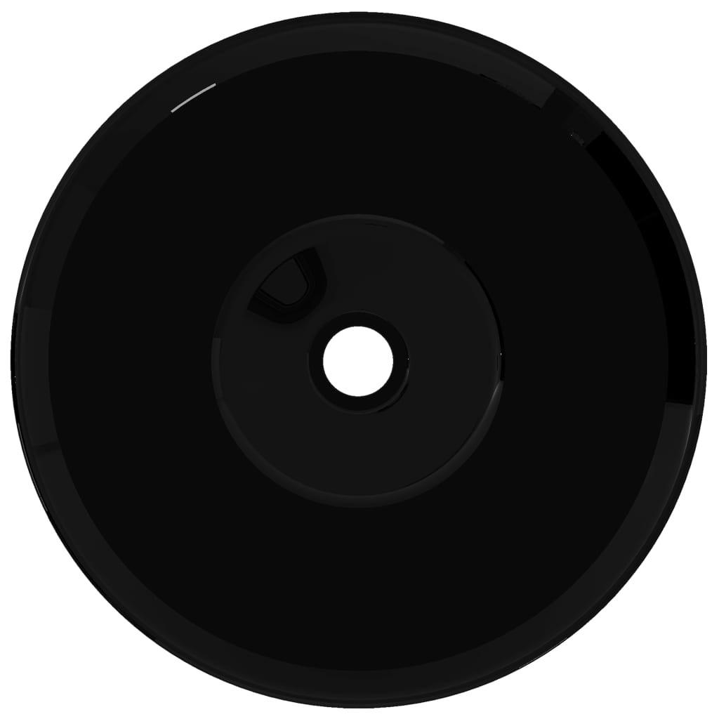 Sferinis Kelio Veidrodis 30 cm, PC Plastikas, Lauko, Juodas | Kelio ženklai | duodu.lt