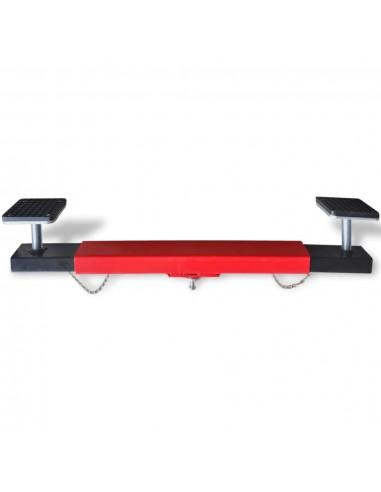 Skersinis Kėlimo Adapteris, 2 tonų, Raudonas | Darbo Įrankiai | duodu.lt