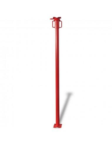 Konstrukcijų Atrama, 280 cm, Raudona   Statybinės Medžiagos   duodu.lt