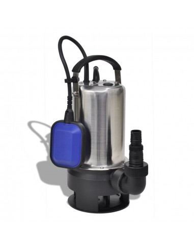 purvino vandens panardinamas siurblys, 750 W 12500 L/h   Nuotėkų ir drenažo siurbliai   duodu.lt