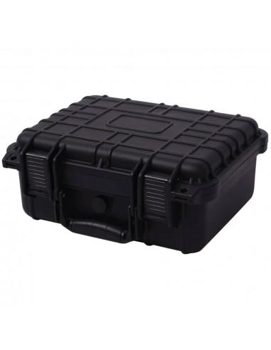 Lagaminas įrangai, 35x29,5x15 cm, juodos spalvos   Foto Krepšiai ir Dėklai   duodu.lt