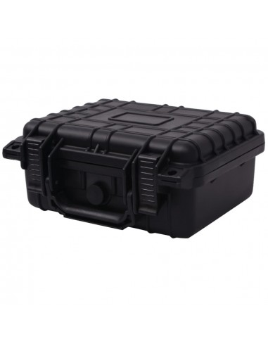 Lagaminas įrangai, 27x24,6x12,4 cm, juodos spalvos | Foto Krepšiai ir Dėklai | duodu.lt