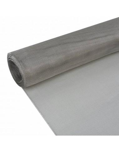 Tinklelis, 100x500 cm, 202 nerūdijantis plienas   Tvoros Segmentai   duodu.lt