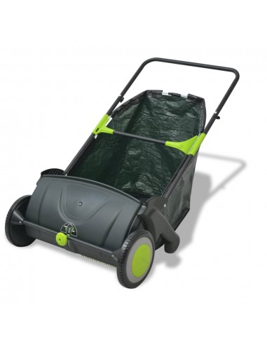 Lapų ir žolės surinkimo aparatas 103 l   Elektrinės šluojamosios mašinos   duodu.lt