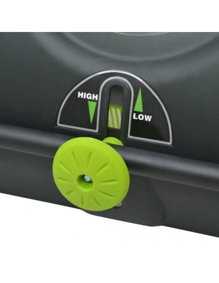 Vartai, plieniniai, 106x150 cm, žali | Vartai | duodu.lt