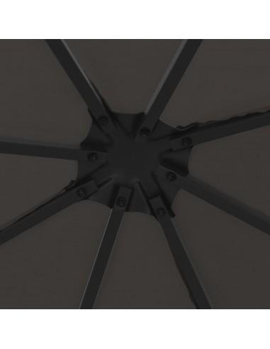 Valgomojo komplektas, 9 dalių, šviesiai pilkas, dirbtinė oda | Virtuvės ir Valgomojo Baldų Komplektai | duodu.lt
