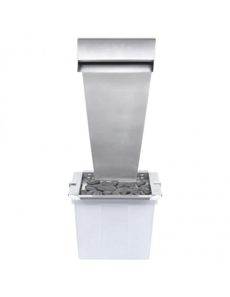 Valgomojo komplektas, 7 dalių, pilkos spalvos, dirbtinė oda | Virtuvės ir Valgomojo Baldų Komplektai | duodu.lt