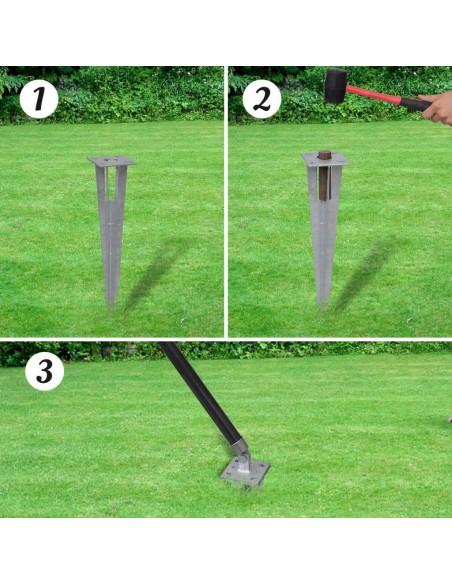 Metalo detektorius, 160 cm | Metalo Detektoriai | duodu.lt