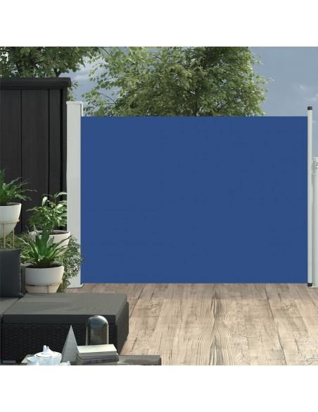 Rankiniu būdu ištraukiama markizė, mėlyna ir balta, 300x250cm | Langų ir durų markizės | duodu.lt
