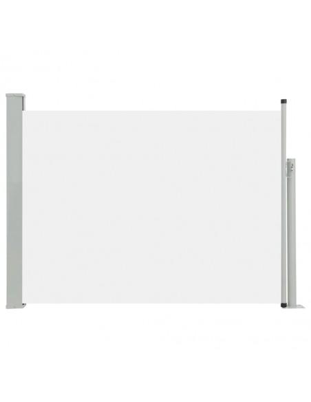 Ištraukiama markizė, mėlyna ir balta, 400x300cm, automatinė | Langų ir durų markizės | duodu.lt