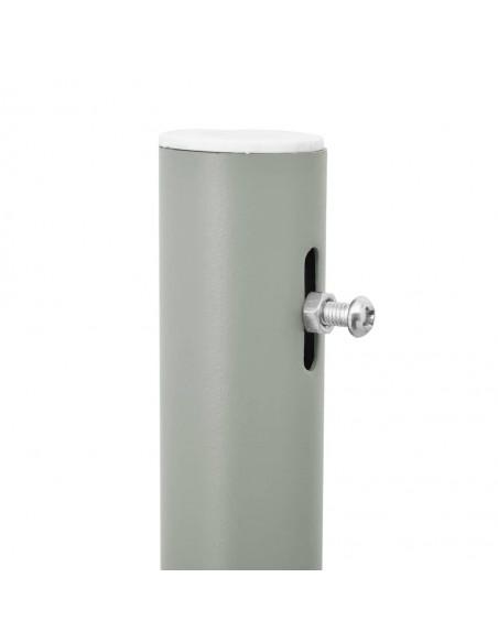 Ištraukiama markizė, geltona ir balta, 400x300cm, automatinė | Langų ir durų markizės | duodu.lt