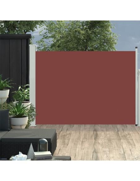 Ištraukiama markizė, oranžinė ir ruda, 400x300cm, automatinė   Langų ir durų markizės   duodu.lt