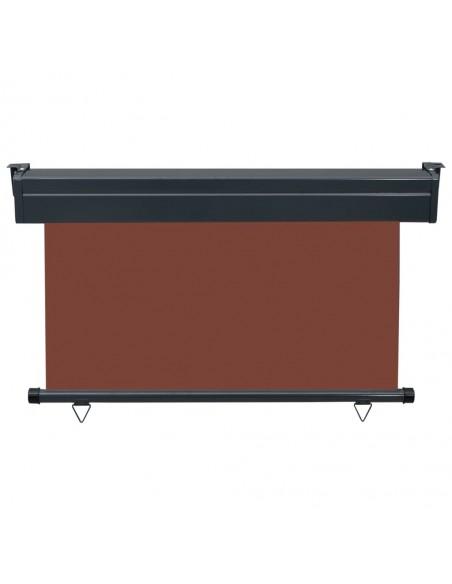 Ištraukiama markizė, oranžinė ir ruda, 450x300cm, automatinė | Langų ir durų markizės | duodu.lt
