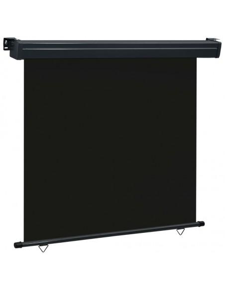 Rankiniu būdu ištraukiama markizė su LED, antracito, 450x300cm | Langų ir durų markizės | duodu.lt