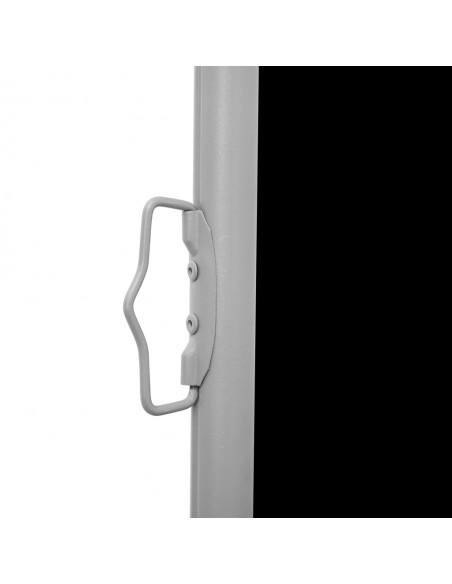 Ištraukiama markizė su vėjo jutikliu/LED, antracito, 500x300cm | Langų ir durų markizės | duodu.lt