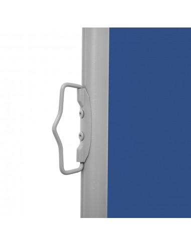 Rankiniu būdu ištraukiama markizė, mėlyna ir balta, 400x300cm   Langų ir durų markizės   duodu.lt