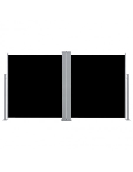 ištraukiama markizė su LED, mėlyna ir balta, 600x300cm | Langų ir durų markizės | duodu.lt